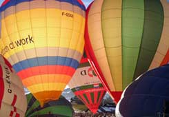 balloon flights worcester
