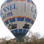HIGH ROAD BALLOONS' G-BUAJ